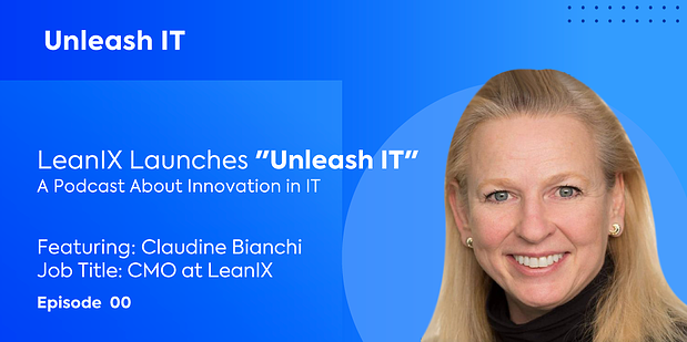 Introducing Unleash IT: A Brand New Podcast About Innovation in IT