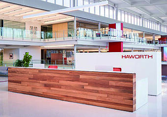 How HAWORTH Accelerates Global Growth With a Joint Information Platform for Business & IT