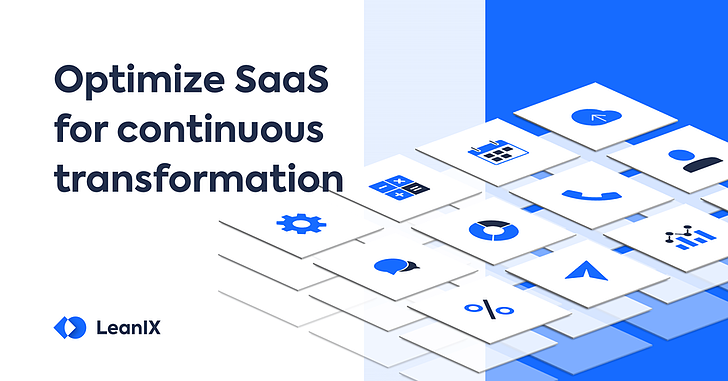 See SaaS Clearly with the LeanIX SaaS Management Guidebook