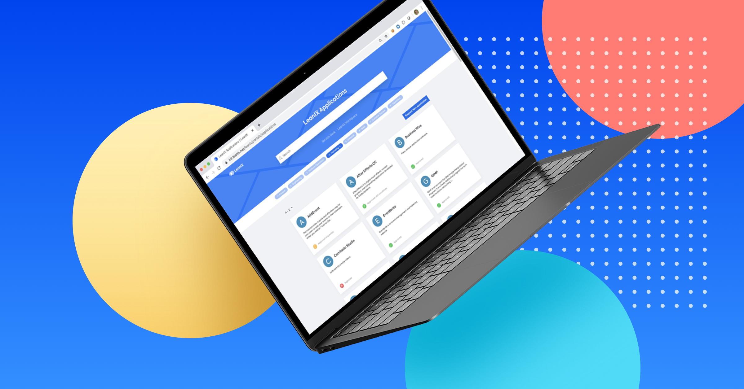 LeanIX Self-Service Portal