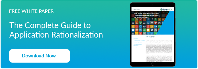 How Application Rationalization Contributes to the Bottom Line - and a Guide to Do it