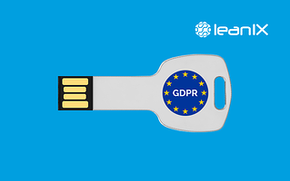 How to Solve GDPR with Enterprise Architecture: A Case Study