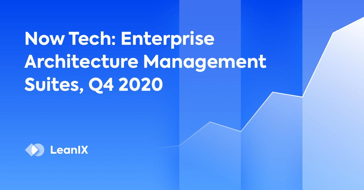 Forrester NowTech: Enterprise Architecture Management