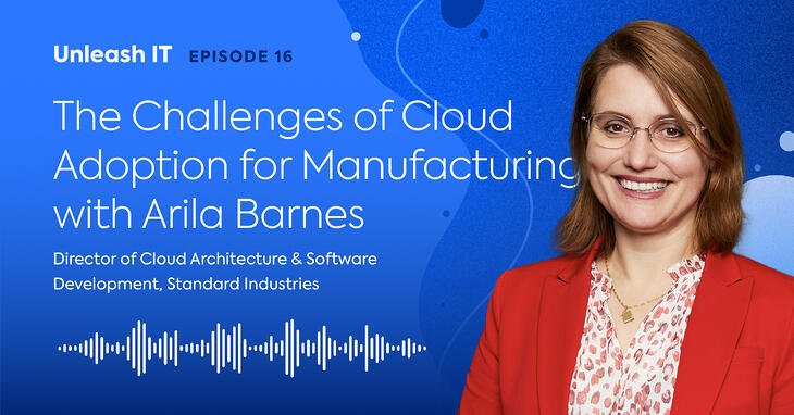 Cloud Adoption and Transformation in Manufacturing