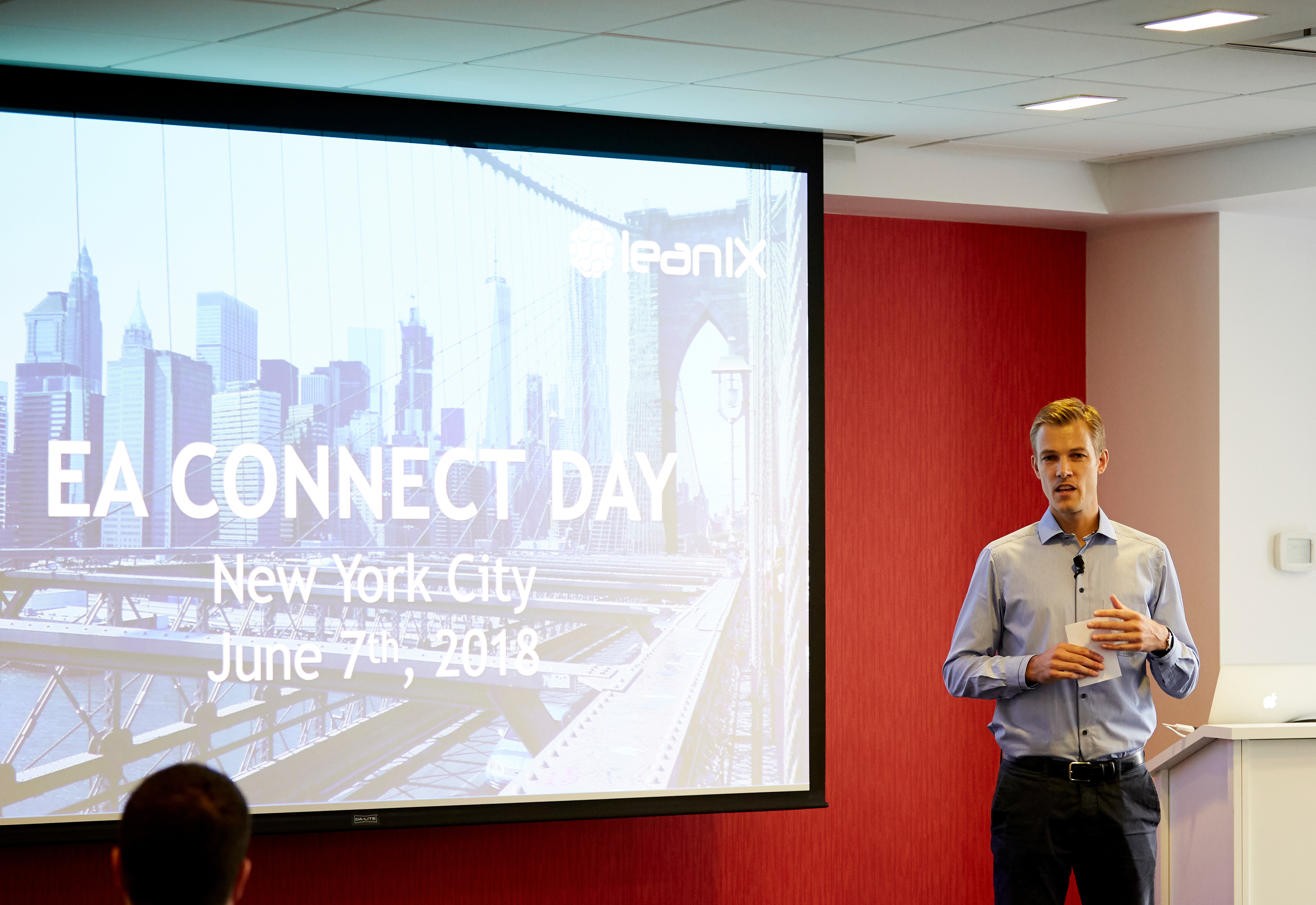 Enterprise Architect Connect Day United States LeanIX