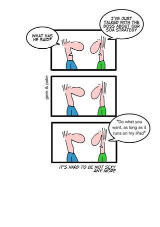 SOA Strategy[Enterprise Architecture Humor]