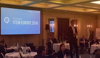 LeanIX at Rethink! ITEM Europe 2016