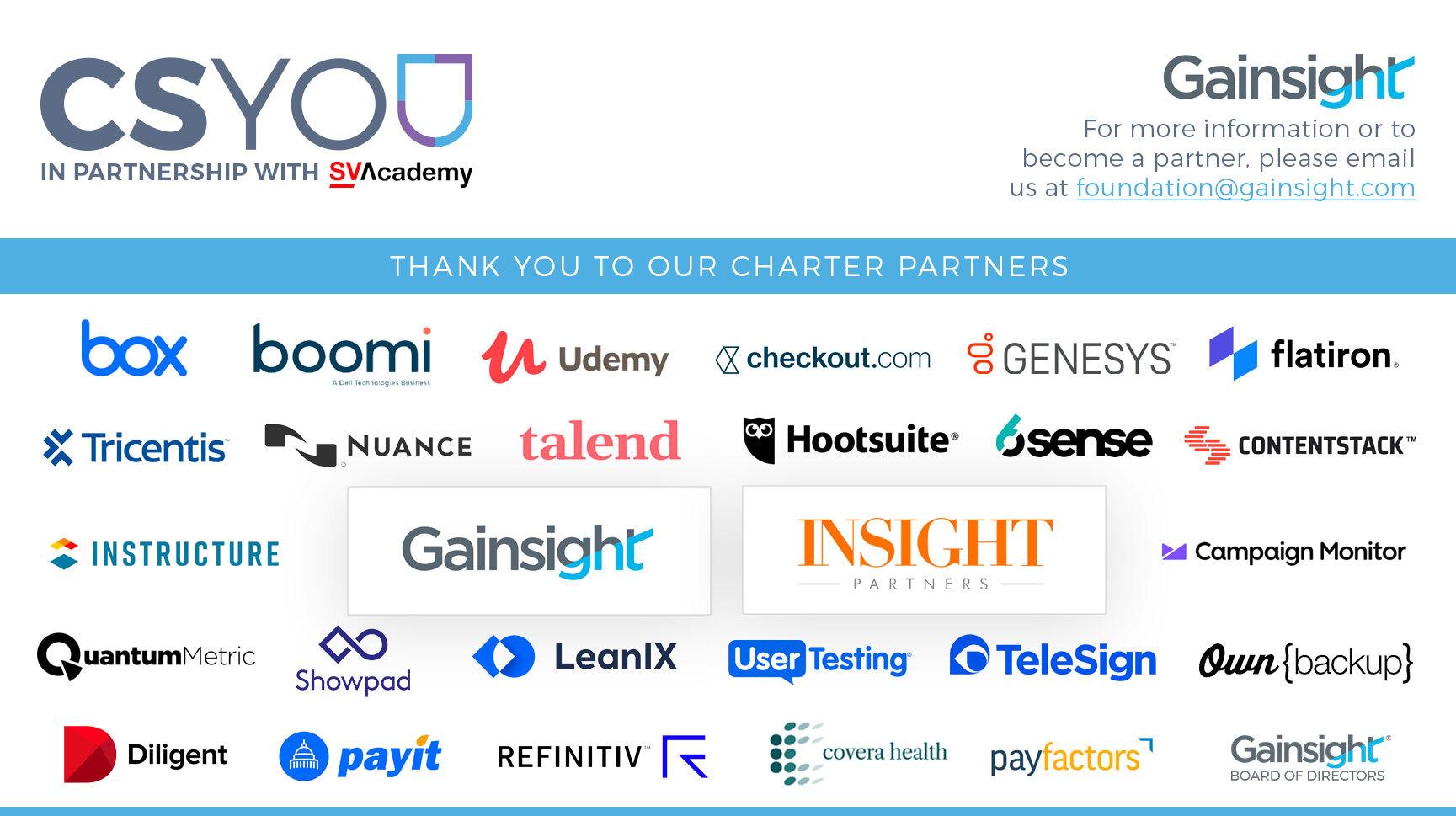 CSYOU Partners