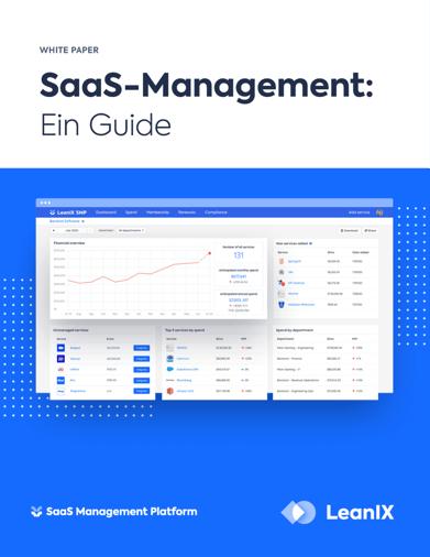 White Paper: SaaS-Management: Ein Guide