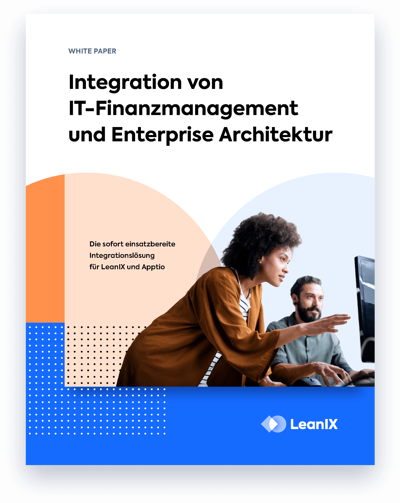 White Paper: Integration von IT-Finanzmanagement und Enterprise Architektur
