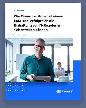 EBA - Leitlinien für das Management von IKT - und Sicherheitsrisiken