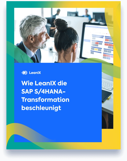 White Paper: Wie LeanIX die SAP S/4HANA-Migration beschleunigt