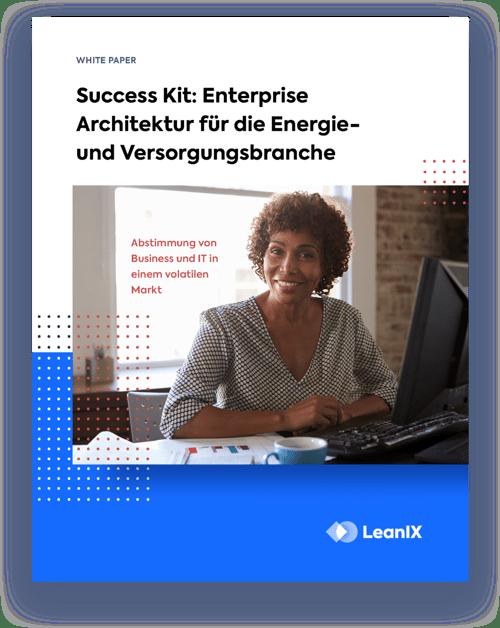White Paper: Success Kit: Enterprise Architektur für die Energie- und Versorgungsbranche