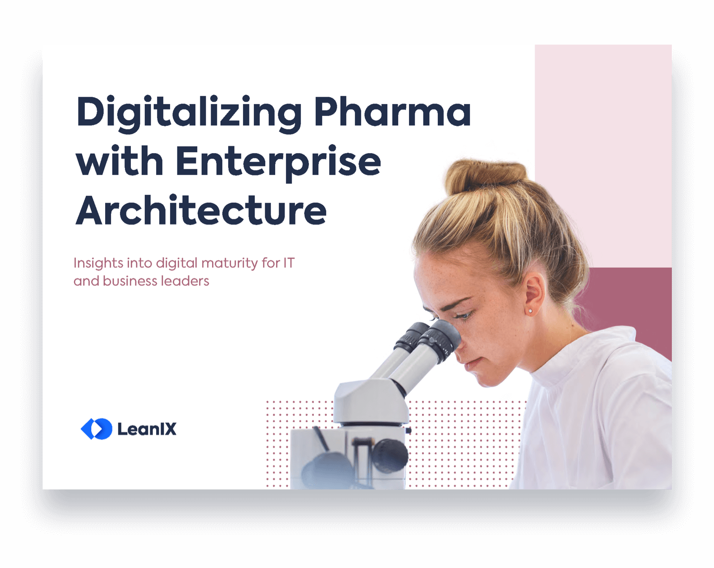 Enterprise Architecture Pharmaceutical Industry Guide