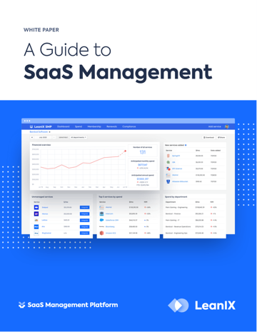 SaaS Vendor Management