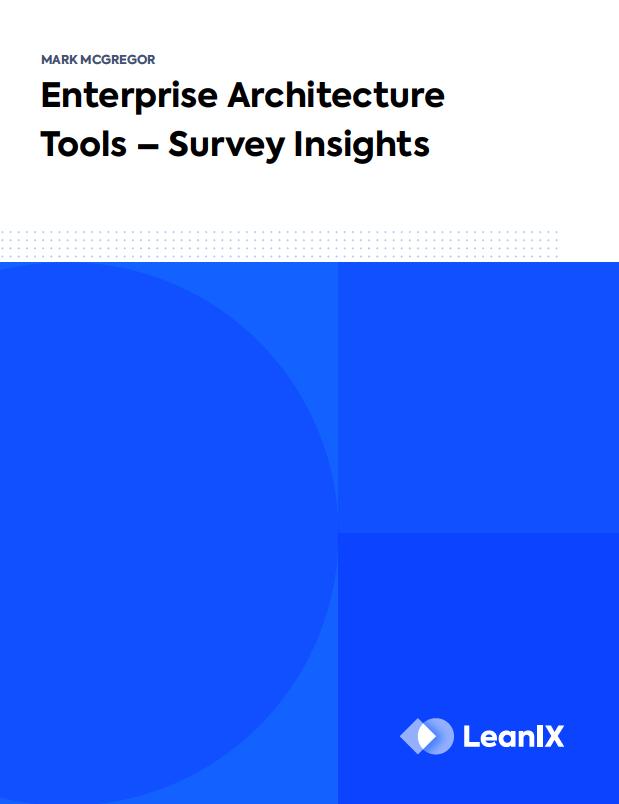 LeanIX_WhitePaper_Enterprise-Architecture-Tools-Survey-Insights