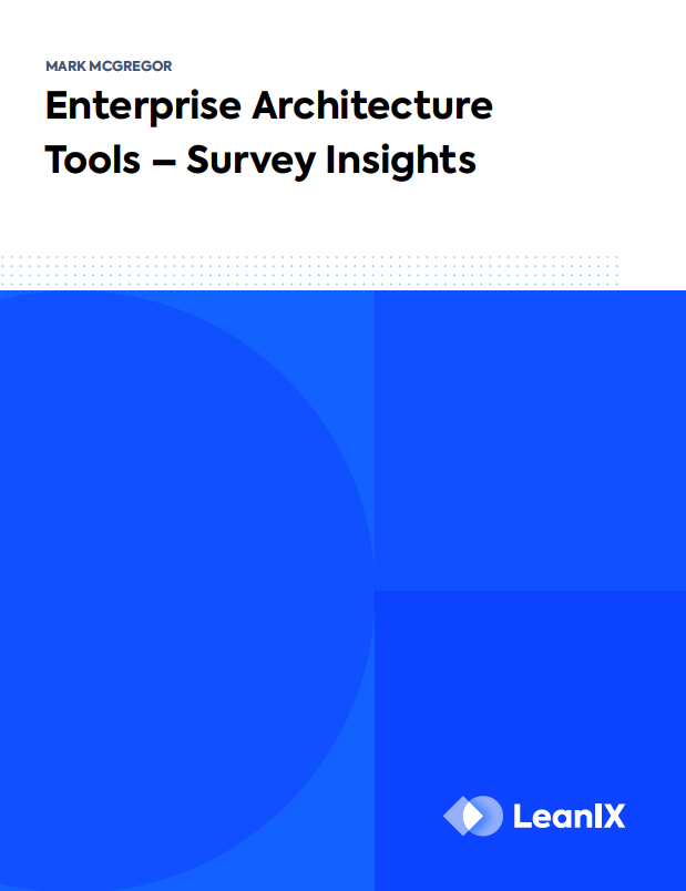 Enterprise Architecture Tools –Survey Insights