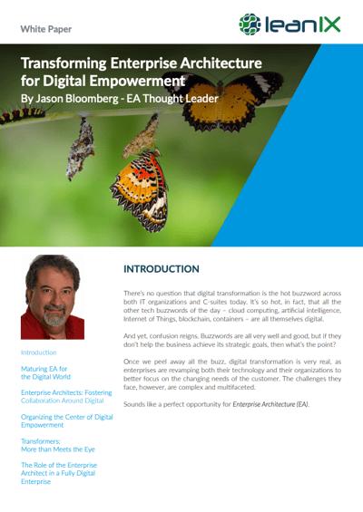 Transforming-Enterprise-Architecture-For-Digital-Empowerment