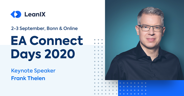 Frank Thelen, German Entrepreneur and TV Personality to Present Keynote at EA Connect Days 2020