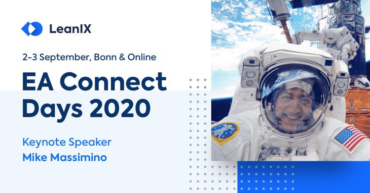 EA Connect Days Keynote Speaker: Mike Massimino