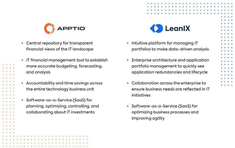Gen. Features Apptio_LNX