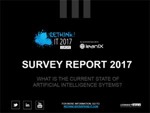 Umfrage zur Künstlichen Intelligenz 2017