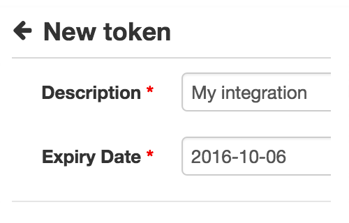 Stronger security with API tokens