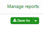 Saving and sharing of user-defined reports