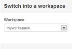 Parallele Nutzung mehrerer Workspaces
