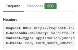 Für Entwickler & Integratoren: Webhooks