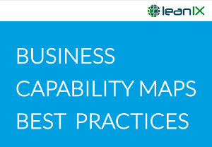 Best Practice Business Capability Maps