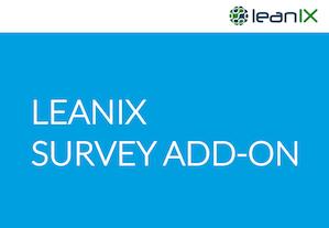 Alle Informationen zum LeanIX Survey Add-On (Englisch)