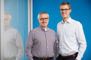 The LeanIX founder story in Handelsblatt