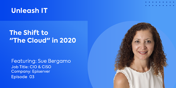 Sue Bergamo: The Shift to