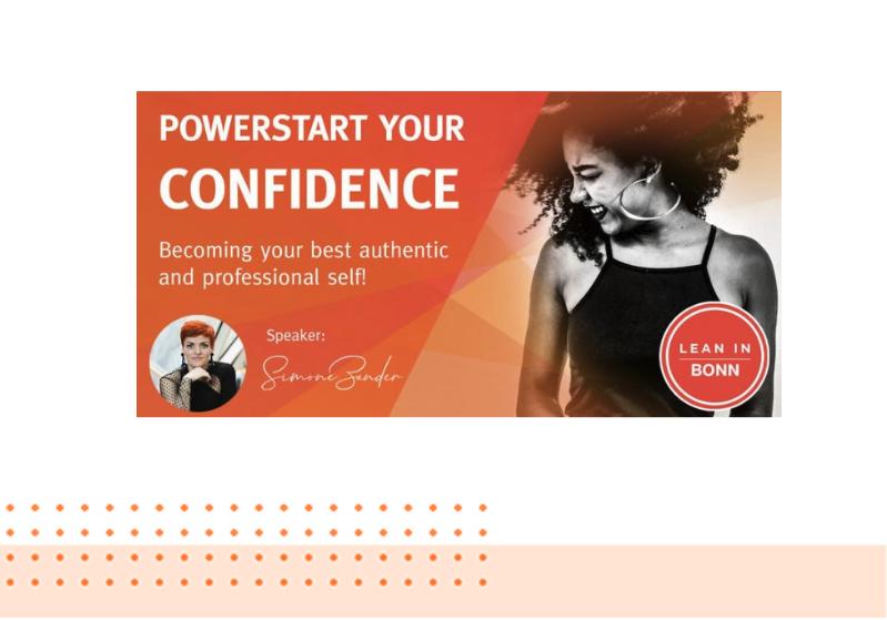 Lean In Bonn | Powerstart Your Confidence