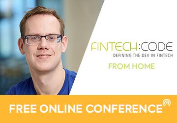 Fintech:CODE from Home